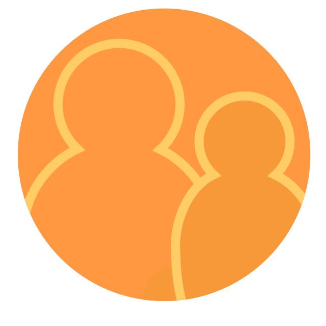 Peer Mentoring Icon